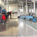 Single Material Extrusion Line