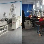 Extrusion Line and Molding Equipment